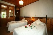 Queen Ensuite Room can be converted into twin share