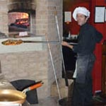 Eating out, Pizza, Italian food, Main Street, Tamborine Mountain, National Park