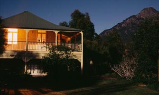 Accommodation, Wilderness Camping