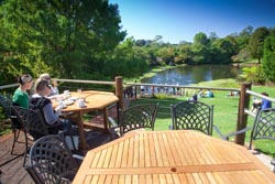 Eating Out Tamborine, winery restaurant