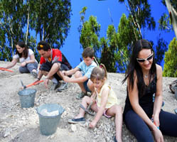 Thunderbird Park, Activity Tamborine, Adventure, Experience Outoors