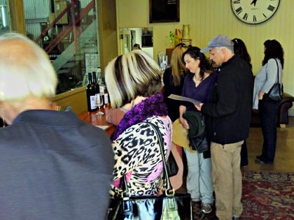Wine Tasting Tours, Cellar Door, Mount Tamborine