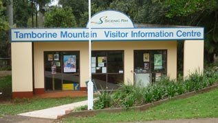 Visitor Information, Mount Tamborine, Scenic Rim, Tourist Info, Accommodation