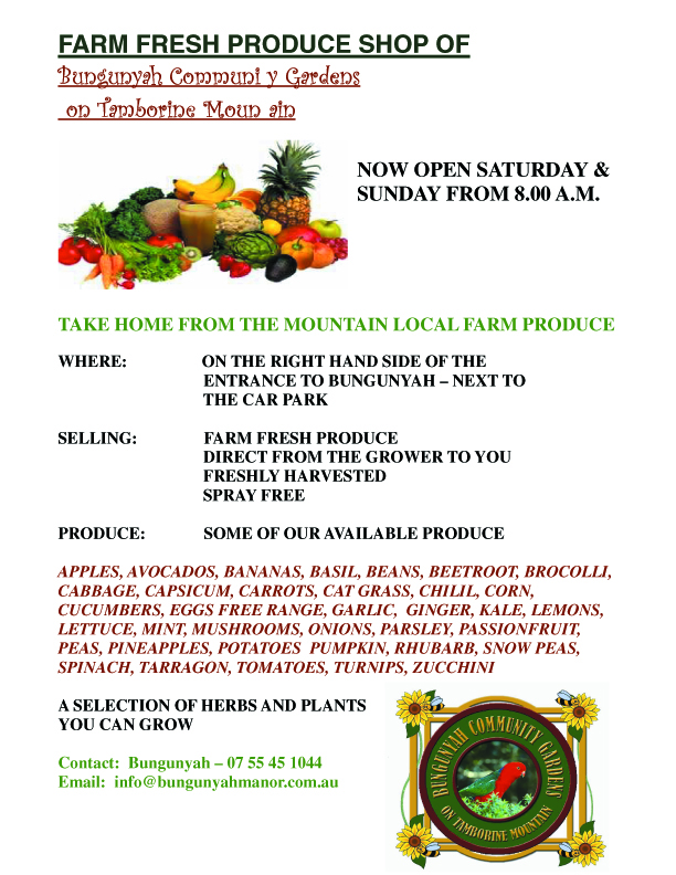 Fresh Produce, Community Gardens, Veggies and Fruit, home grown