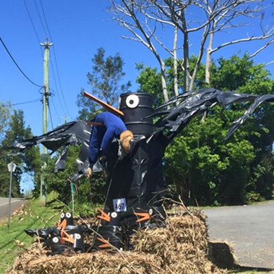 Scarecrow on Tamborine, festival, event, family fun