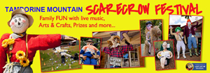 Scarecrow Festival, Tamborine Mountain, Family Fun, Event