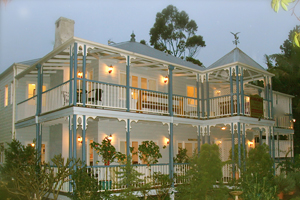 Accommodation, Mt Tamborine, B and B, Gallery Walk, Amore B&B