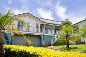 B&B, Tamborine Accommodation, Witches Falls National Park