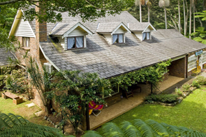 Accommodation, Spa Retreat Tamborine Mountain, Curtis Falls