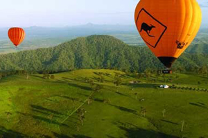 Hot Air Balloon Flights, Scenic Rim, Tamborine Mountain, Attractions