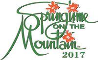 Springtime on the Mountain, Garden Festival, Open Gardens Trail