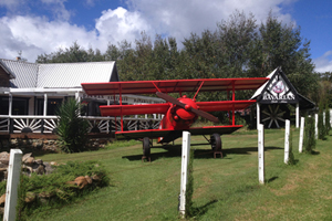 Red Baron Brewery on Tamborine Mountain