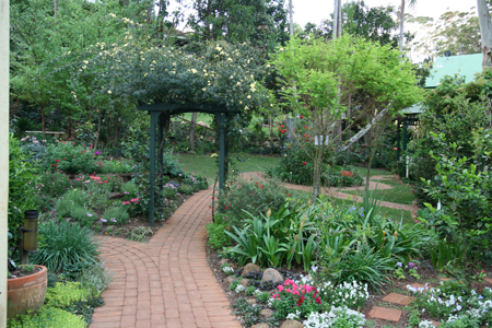 Tamborine National Park, Garden Trail, Festival of Flowers