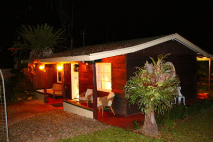 Cottages on Tamborine, Accommodation Curtis Falls