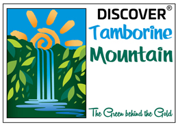 Tamborine Information, Visitor booklet, Info Maps