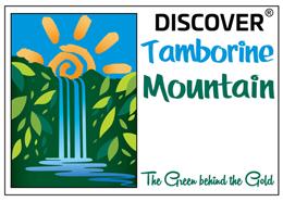 Tamborine Information, Visitor booklet, Info Maps