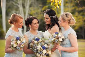 Hyde Roses, Floral Wedding Designer, Birdal Bouqet