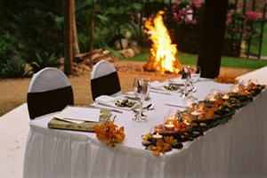 Cedar Creek Lodges, Tamborine Weddings, Ceremonies, Rainforest Venues