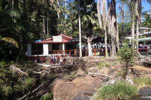 Curtis Falls Cafe, Tamborine Mtn, Eating Out, Cafe
