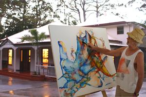 Richard Roper, Gallery Works, Artist Studio, Art Gallery