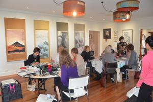 Hilltop on Tamborine, Art Gallery, Exhibitions, Cafe, Restaurant