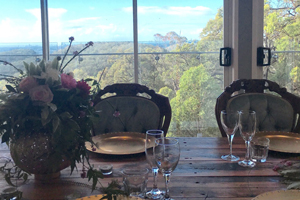 Hilltop, Tamborine Mountain, restaurant, Functions, Weddings