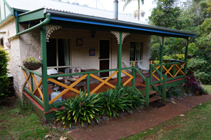 Kidd Street, Cottages on Tamborine, Accommodation