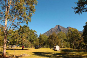 MtBraney, Camping, Lodges, World Heritage Area
