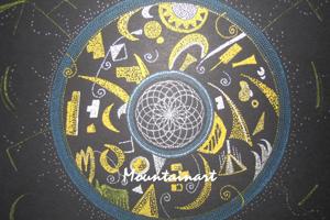 Mountain Artwork, Mandala Art, Mtn Soap, Artworks