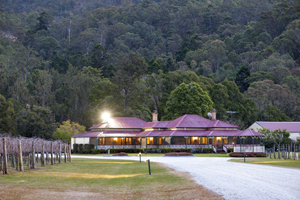 O'Reillys Canungra Valley Vineyard, Winery, Cellar Door Outlet
