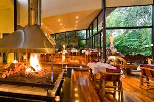 Pethers retreat, Rainforest Restaurant, Tamborine Mountain