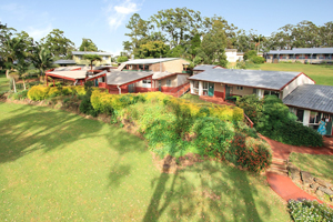 Qld Conference and camping, Tamborine Accommodation, Beacon Road