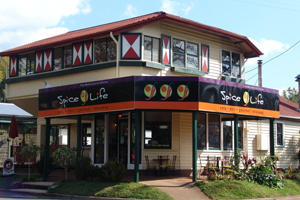 Spice of Life, Mount Tamborine, Cafe, Deli, Eating out