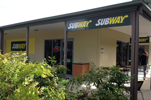 Subway Tamborine, Subs, Sandwiches, Take Away
