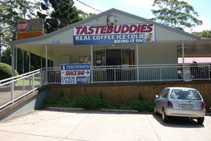 Taste Buddies, Tamborine Fast Food, Takeaway, Siganto Street
