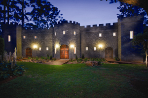 The Castle, Tamborine Mountain, Day Spa. Massages, Castle Accommodation