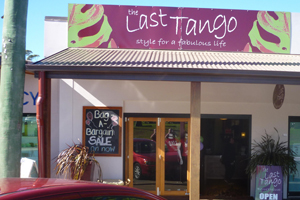 The Last Tango, Boutique, Ladies Fashin, Shopping Tamborine