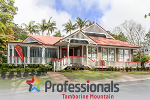Real Estate, Tamborine Mtn, The Professionals