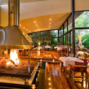 Rainforest Restaurant, Pethers Tamborine, Luxury Resort