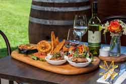 Tamborine National Park, Eden Restaurant, Mason Wines