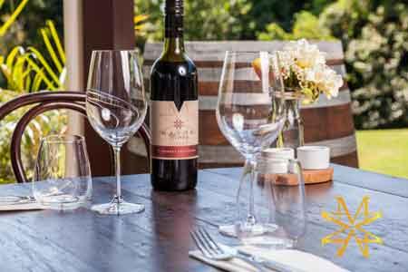 Mason Wines, Eating Out, Tamborine Mountain