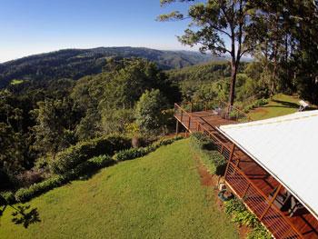 The Escarpment, Couples Retreat, Guanaba Gorge