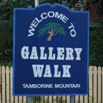 Tamborine Attractions, Gallery walk, Shopping, Accommodation