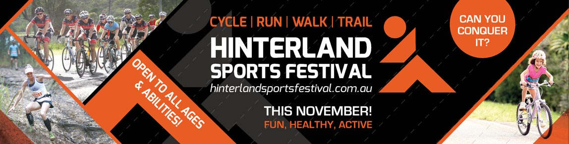 Hinterland Sports Festival, Conquer the mountain, Family Sports Fun