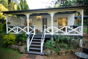 Kidd Street Cottages, Mount Tamborine, Main Street, self contained