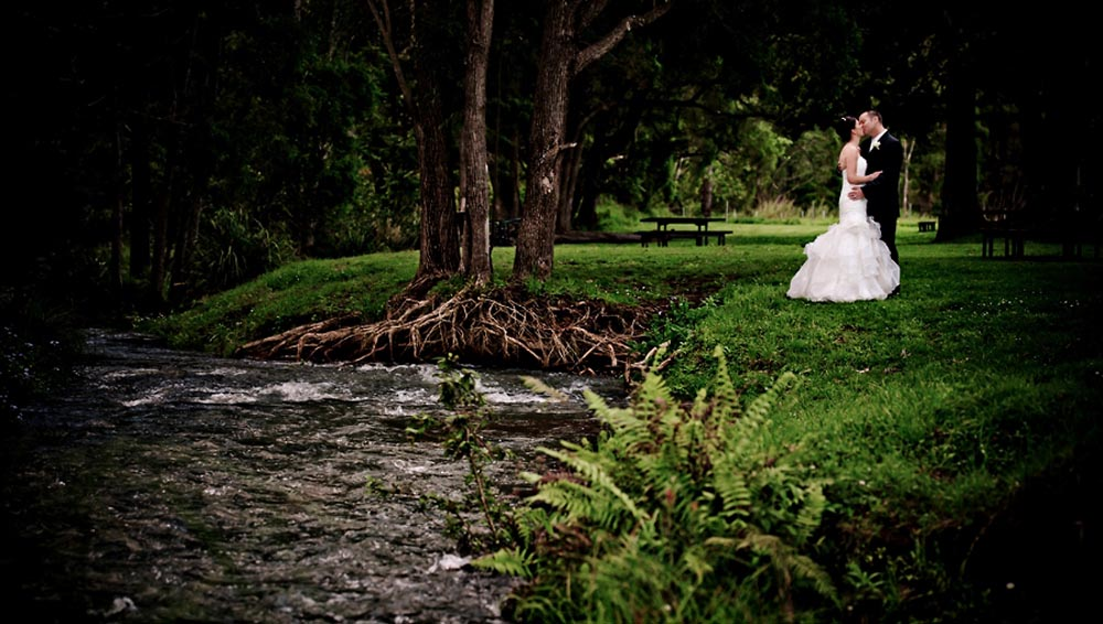Weddings Tamborine, Canungra Valley, Lamington National Park