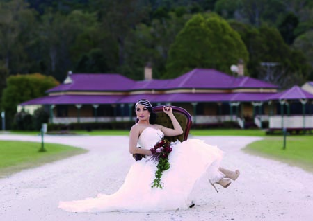 Weddings Tamborine, Canungra Valley, Vineyard Weddings