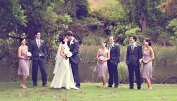 Vineyard Weddings, Canungra Valley, Gold Coast Hinterland
