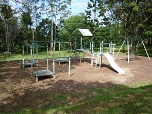 Picnic Mount Tamborine, Playground, Tamborine Ntaional Park