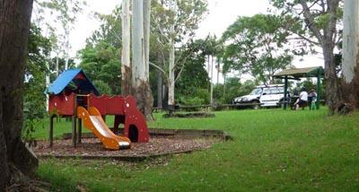 Picnic Spot Tamborine, Playgrounds Tambourine Mtns